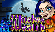 Игровой автомат Witches Wealth на деньги